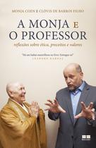 Livro - A monja e o professor -