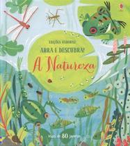 Livro - A natureza : Abra e descubra! -