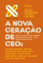 Livro - A nova geração de CEOs -