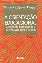 Livro - A orientação educacional -