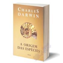 Livro A Origem Das Espécies Charles Darwin - Lafonte
