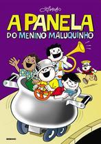 Livro - A Panela do Menino Maluquinho -