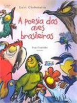 Livro - A poesia das aves brasileiras -