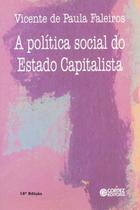 Livro - A política social do estado capitalista -