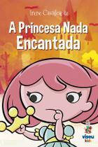 Livro - A princesa nada encantada - Viseu -