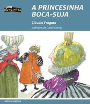 Livro - A princesinha boca-suja -