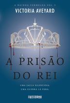 Livro - A prisão do rei -