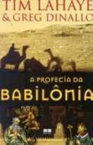 Livro - A profecia da Babilônia -