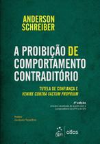 Livro - A Proibição de Comportamento Contraditório -