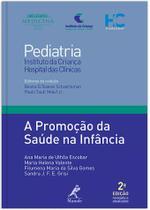 Livro - A promoção da saúde na infância -