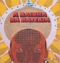 Livro - A rainha de bateria -