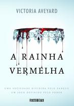 Livro - A rainha vermelha -