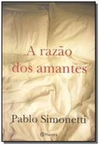Livro - A razão dos amantes -