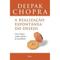 Livro - A realização espontânea do desejo -