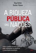 Livro - A Riqueza PÚblica Das Nações -