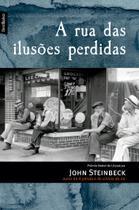 Livro - A rua das ilusões perdidas (edição de bolso) -