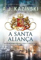 Livro - A Santa Aliança -