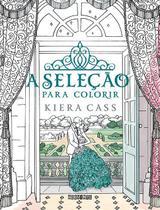 Livro - A seleção para colorir -