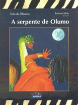 Livro - A serpente de Olumo -