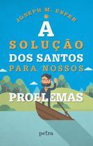 Livro - A solução dos santos para nossos problemas -