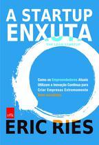 Livro - A startup enxuta -