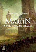 Livro - A tormenta de espadas -