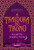 Livro - A traidora do trono -