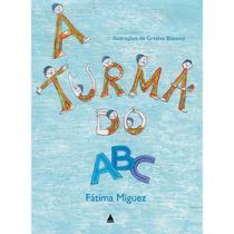 Livro - A turma do ABC -