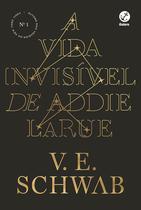 Livro - A vida invisível de Addie LaRue -