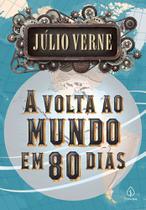 Livro - A volta ao mundo em 80 dias -