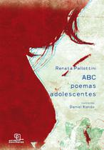 Livro - ABC poemas adolescentes -
