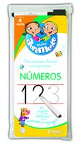 Livro - Abremente - Mini números -