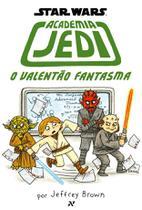 Livro - Academia Jedi 3: O valentão fantasma - 3º da Academia