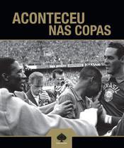 Livro Aconteceu nas Copas Oswaldo Iório Sobrinho Capa Comum - Raise
