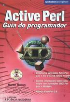 Livro - Active Perl: Guia Do Programador - Com Cd-rom - Cim - ciencia moderna -