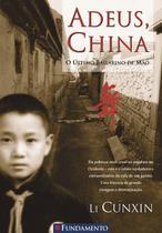 Livro - Adeus, China -