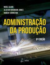 Livro - Administração da Produção -
