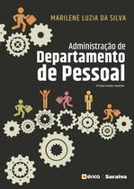 Livro - Administração de departamento de pessoal -