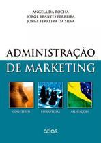 Livro - Administração De Marketing: Conceitos, Estratégias E Aplicações -