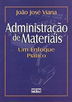 Livro - Administração De Materiais: Um Enfoque Prático -