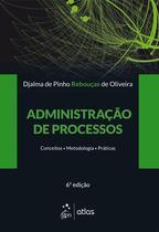 Livro - Administração de Processos -