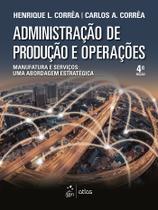Livro - Administração de Produção e Operações -