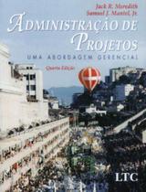 Livro - Administração de Projetos - Uma Abordagem Gerencial -
