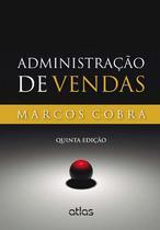 Livro - Administração De Vendas -