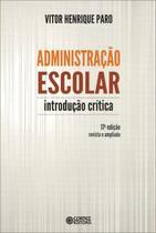 Livro - Administração escolar -