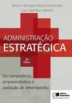 Livro - Administração estratégica -