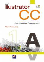 Livro - Adobe Illustrator CC - Descobrindo e conquistando