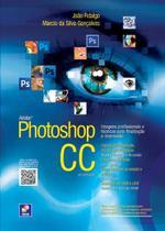 Livro - Adobe photoshop CC em português - Imagens profissionais e técnicas para finalização