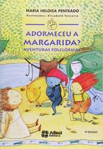 Livro - Adormeceu a margarida? -