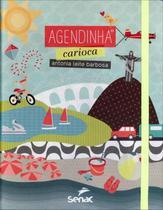 Livro - Agendinha Carioca - Guia de sobrevivência para Pais Descolados - barbosa - Senac -